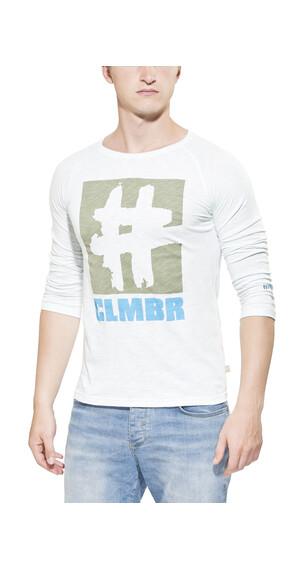 Nihil Climber - Camiseta manga corta Hombre - blanco